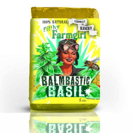 バームバスティックS / Balmbastic Basil60g