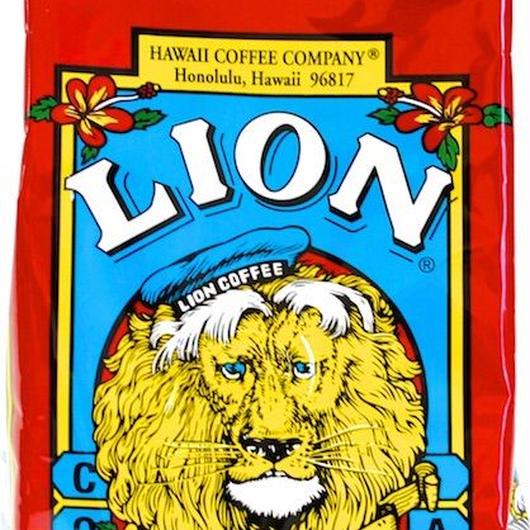 ライオンコーヒー/ライオンヘーゼル7oz(198g)
