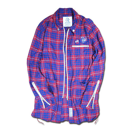 HEADOREGOONIE RIDERS SHIRTS JACKET
