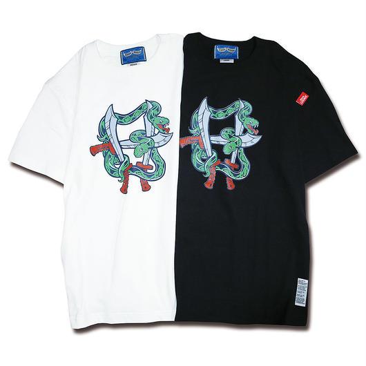 FALCHION SNAKE KUNG-FU T-shirts