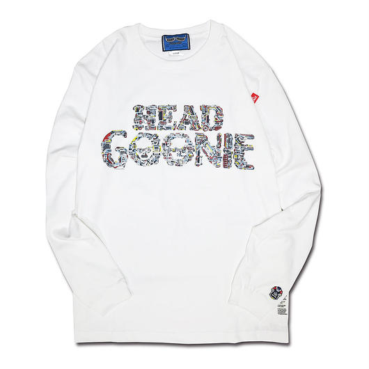 MECHANICAL GOONIE LONGSLEEVE T-shirts