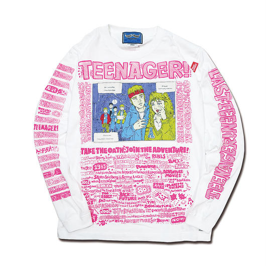 TEENAGER LONGSLEEVE T-shirts