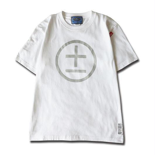 CIRCLE PLUSMINUS T-shirts