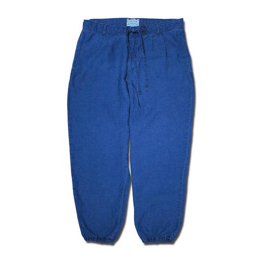 JAPAN LINEN KUNG-FU PANTS