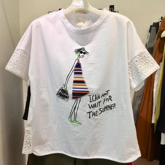Tシャツ10-82316-F-010