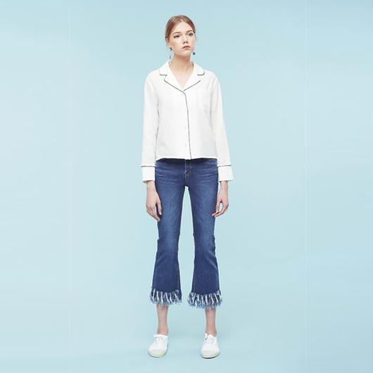 【SALE】Poplin shirt HC9105