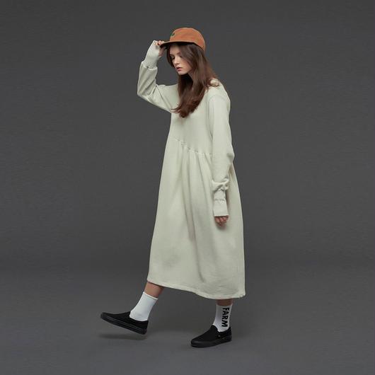 【SALE 】Wide cotton dress HD10109