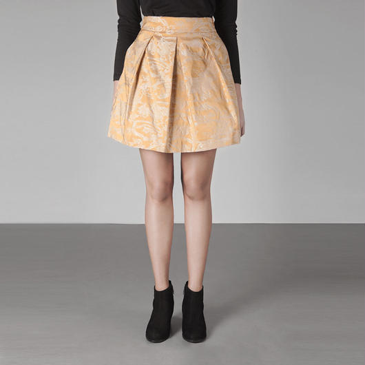 【SALE 80%OFF】Damask Skirt