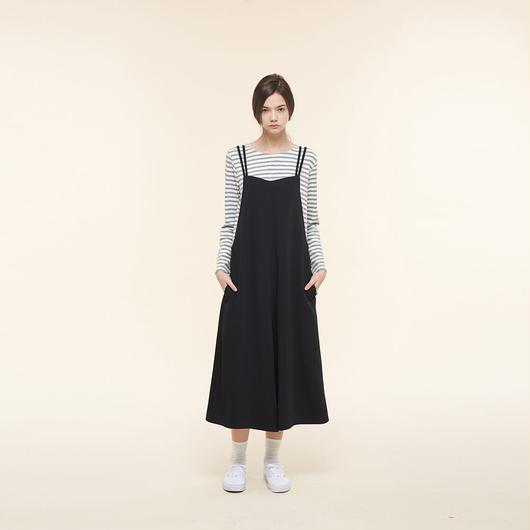 【SALE】Striped comfy t-shirt HT9105