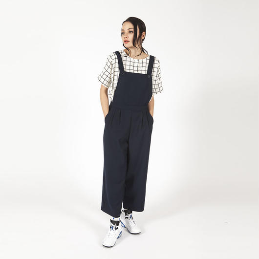 【SALE 】Wide Legs Overall HP7105
