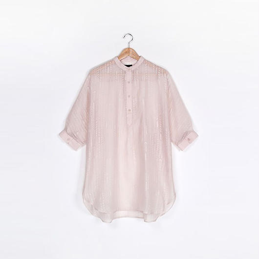 【SALE】Nude Blouse HD9103