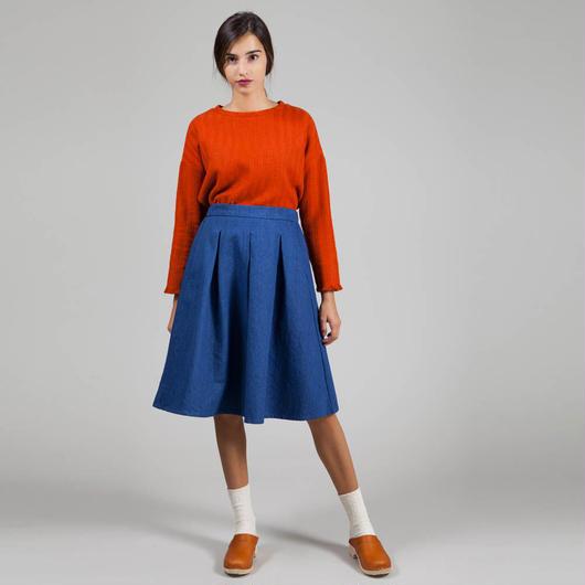 【SALE 】Gonna skirt HS8102