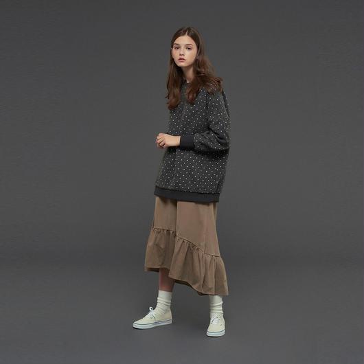 【SALE 】Flounce skirt HS10109