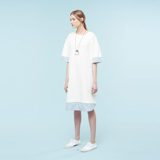 【SALE】Oversized dress HD9115
