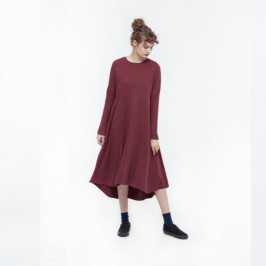【SALE 】A-line cotton dress HD10107