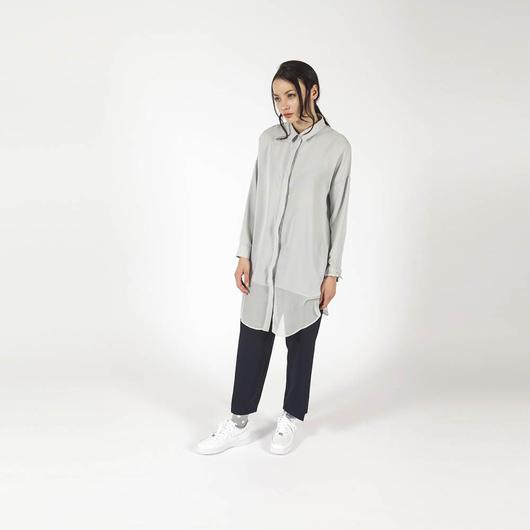 【SALE】Double Fabric Blouse HC7103