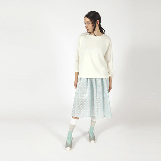 【SALE 】High Waisted Skirt hs7101