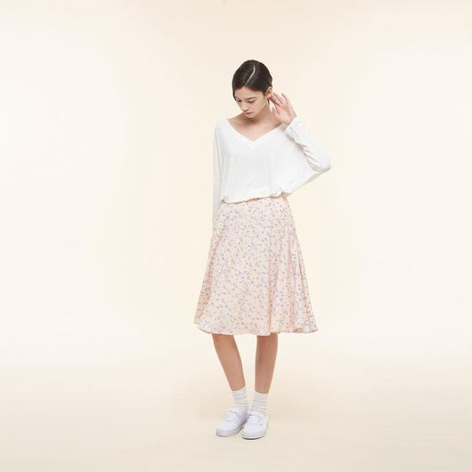 【SALE】Midi skirt  HS9102