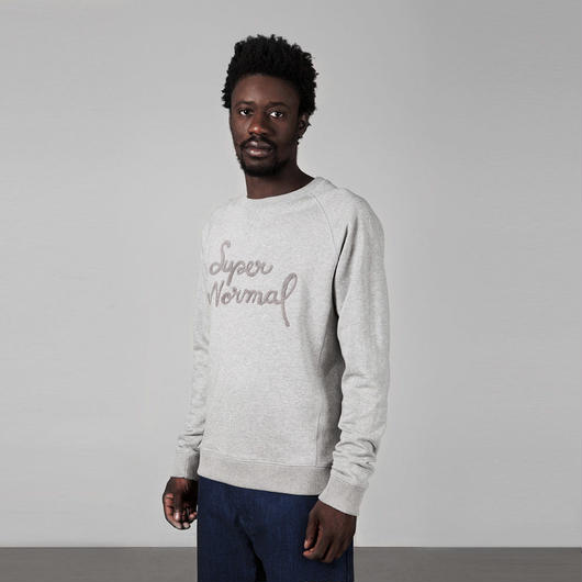 【SALE 】Super Normal Sweatshirt HMT6103