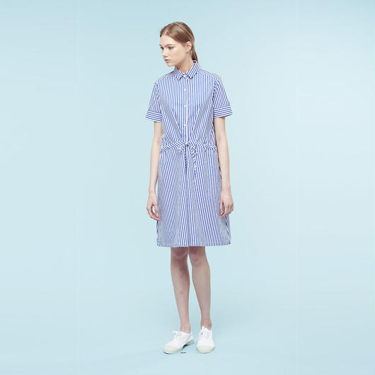 【SALE】Shirt-Dress HD9114