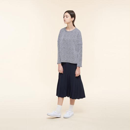 【SALE】Pleated skirt HS9101