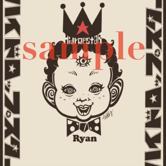 Ryan ポストカード