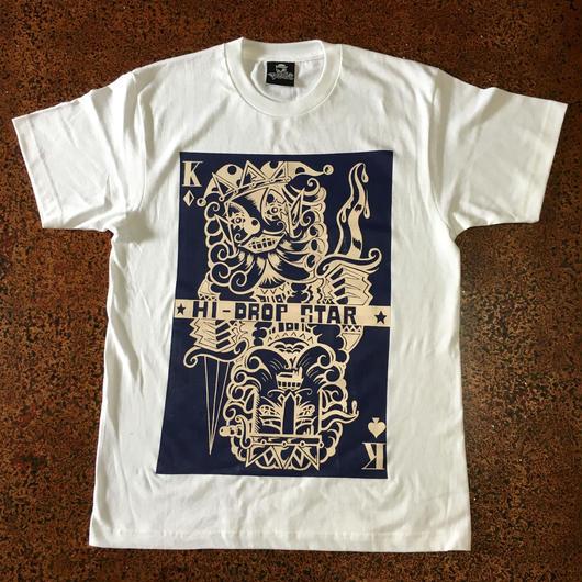 Trump King  T-shirts White