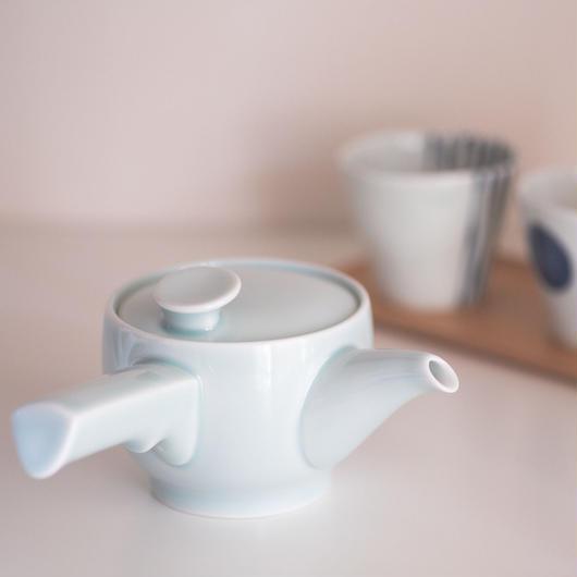 白山陶器「茶和」急須・左手用(左利き用)