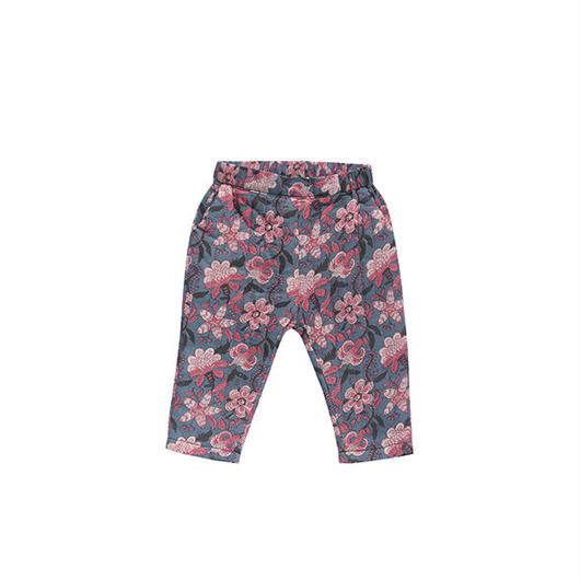 Louise Misha / PANTS DIEGO - BLUE FLOWER 3Y