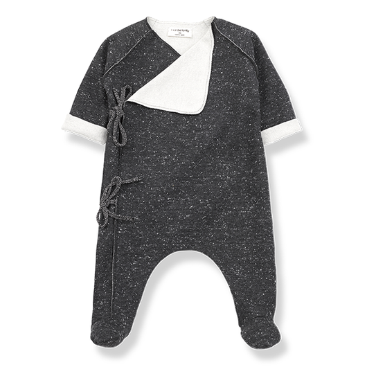 1+in the family / NORMA JUMPSUIT - anthracite