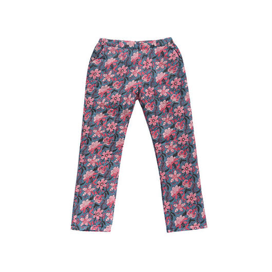 Louise Misha / PANTS DIEGO - BLUE FLOWER  4Y