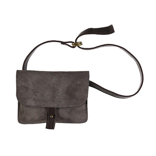 tocoto vintage / LEATHER BELT BAG
