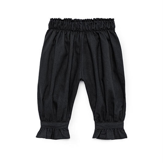 little creative factory / Baby Horizon Pants - Black
