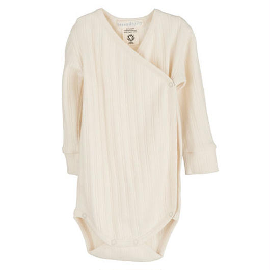 Serendipity Organics / Baby Wrap Body - Offwhite