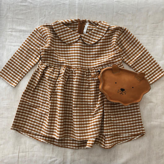 Rylee&Cru / Collared Dress - Gingham