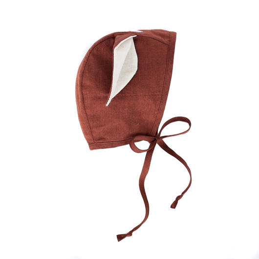 Briar - Fawn Baby Bonnet