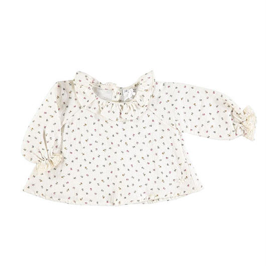 tocoto vintage /  FLOWERS BABY BLOUSE