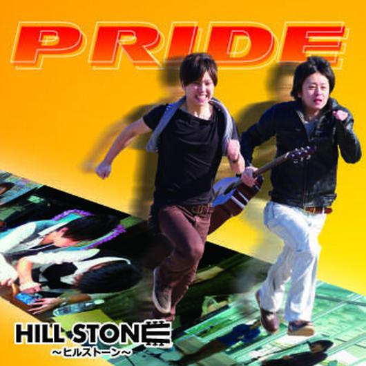 2nd Single 『PRIDE 』