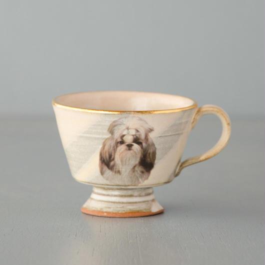 シーズー犬のエスプレッソカップ