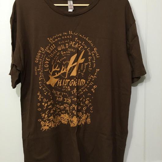 HISTGRAM「ロゴ」Tシャツ