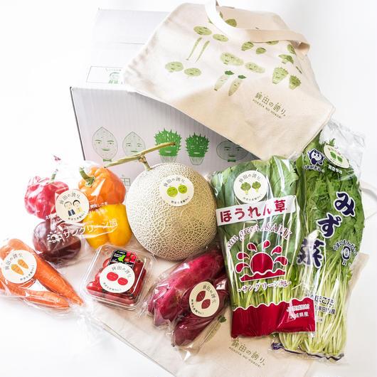 抽選で100名様にプレゼント!鉾田の誇り野菜セット <ご応募:締め切りました!>