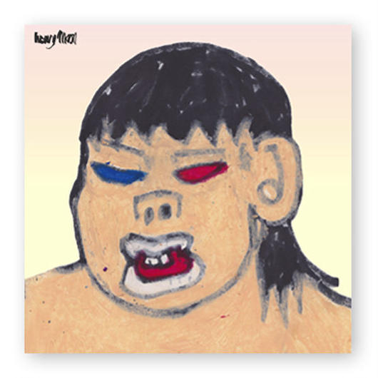 """FUSHIMING / HEAVY MOON EP / 12"""""""