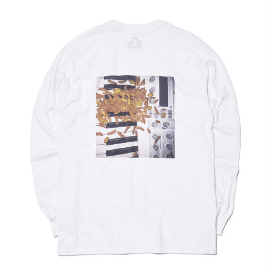KAKIPI POCKET L/S TEE