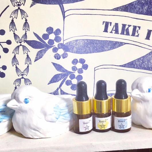 小鳥香用香りボトル(小)2ml リフィル
