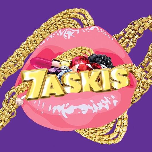 """【先行予約】4/1(日) """" 7ASKIS"""" at R-LOUNGE チケット"""