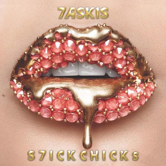 """【予約商品】S7ICKCHICKs / 7ASKIS -EP-+4/1 """"7ASKIS""""  LIVEチケット付(特典付)"""
