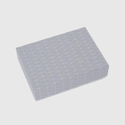 PAPERBOX_M / GEOMETRY (blue grey)