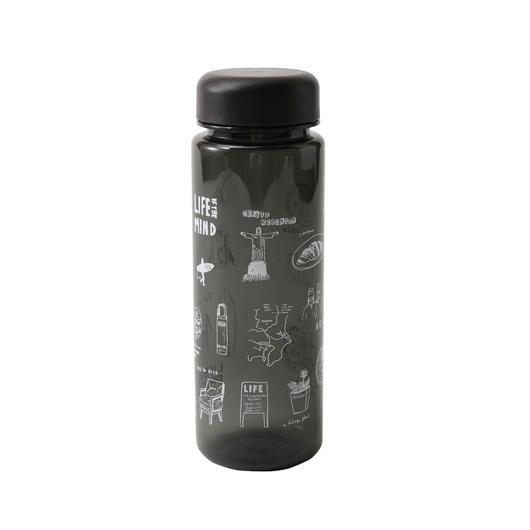 リユースボトル(500ml)黒