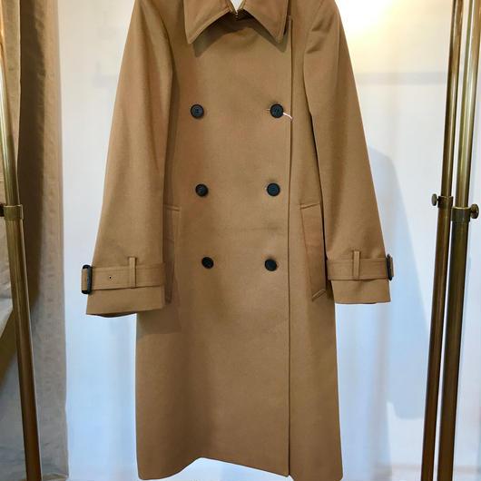 CINOH  irregular trench coat   チノ イレギュラートレンチコート