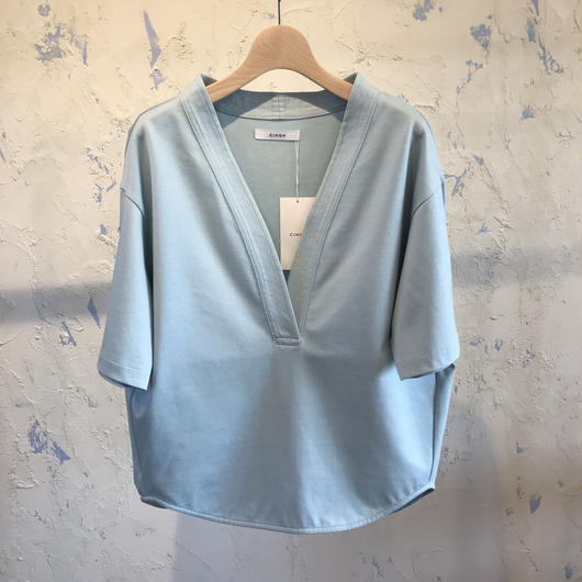 CINOH  V−NECK  T−SHIRT / チノ VネックTシャツ